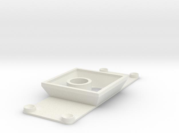Raspberry Pi DIY Camera - Tripod in White Strong & Flexible