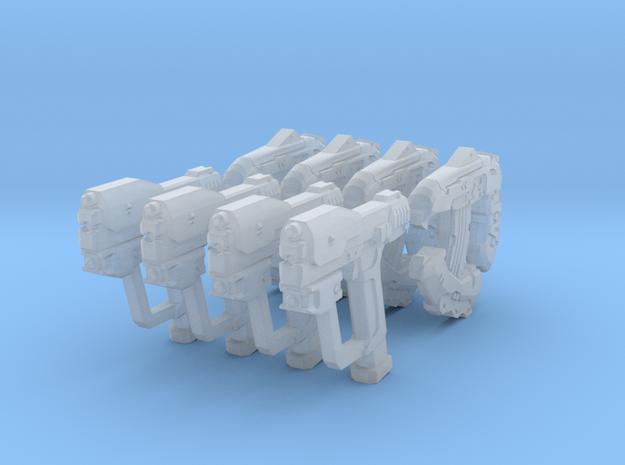 1:18 Sci-fi Sampler Pack in Smooth Fine Detail Plastic