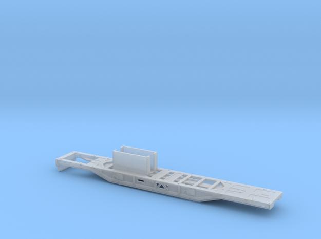 Cargo Sprinter Wagenkasten Motor_v2 TT 1:120 in Smooth Fine Detail Plastic