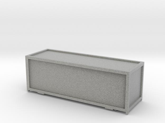 Container Cargo Sprinter_v1 TT 1:120 3d printed