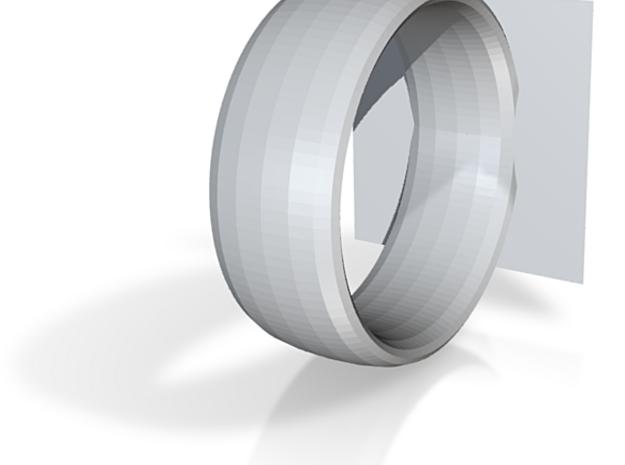 Pyramid Ring 3d printed