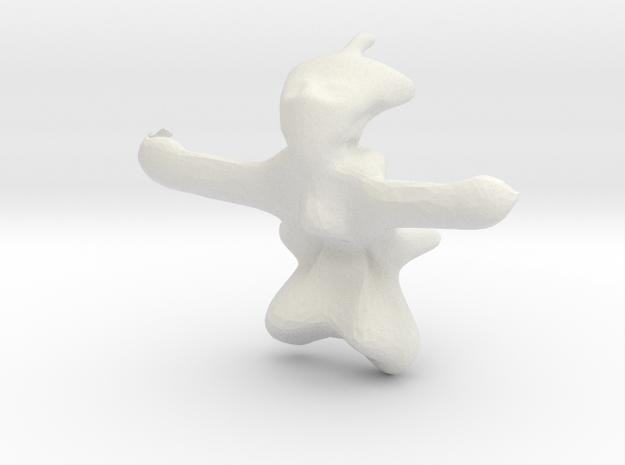 32079 in White Natural Versatile Plastic