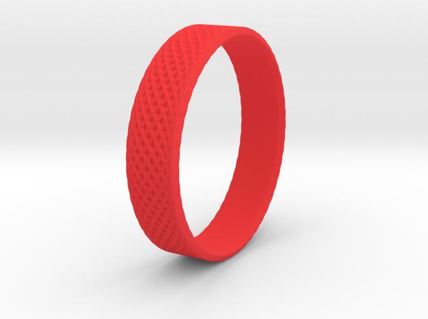 0099 Lissajous Figure Ring (Size9, 19.0mm) #001