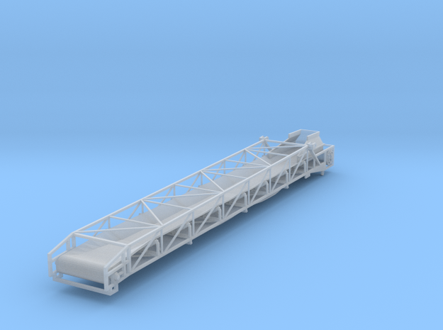 Redland PXA conveyor 1 4mm in Smooth Fine Detail Plastic