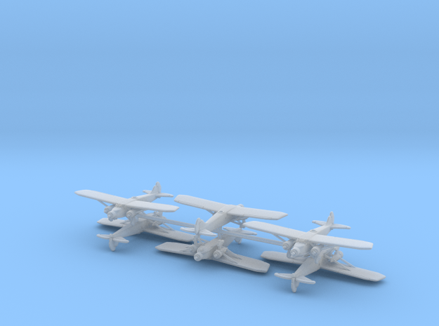 Caproni Ca.133 (6 Airplanes) 1/600