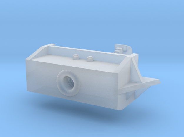 M32 Rear Pintle Rounded 1:35 3d printed