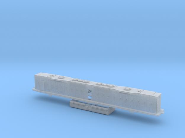 EMD DD35 N Scale 1:160 3d printed