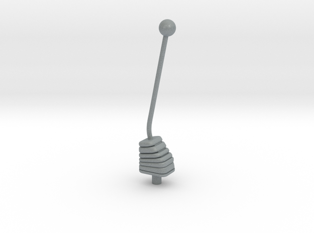 Mack-shell4 Gearshift-lever 3d printed