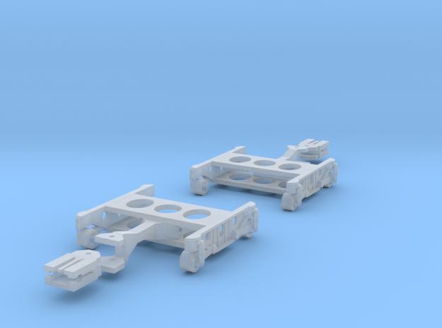 TF25 x2 N Scale (1:148) 3d printed
