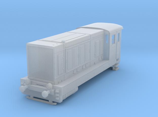 WR 550 D 14 Oberteil 1/120 in Smooth Fine Detail Plastic