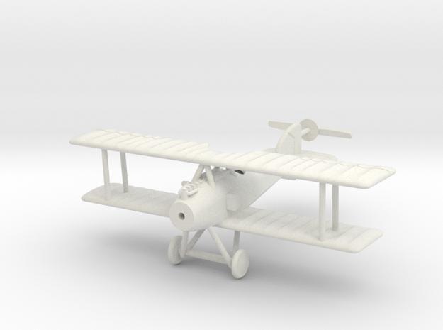 1/144 Albatros D.I in White Natural Versatile Plastic