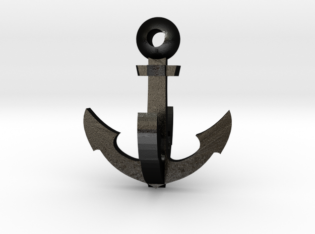 Grappling Hook 2 - small 3d printed