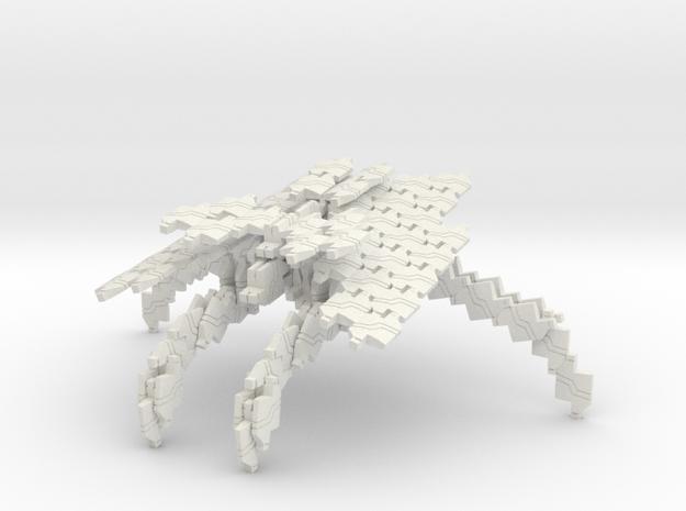 Replicator 16 II in White Natural Versatile Plastic