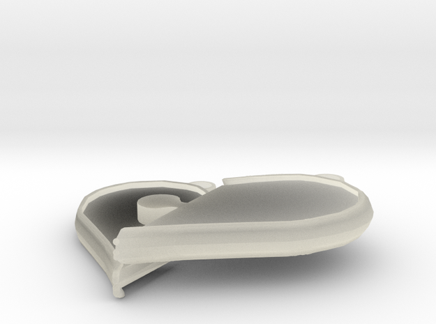 Heart.pendant 3d printed