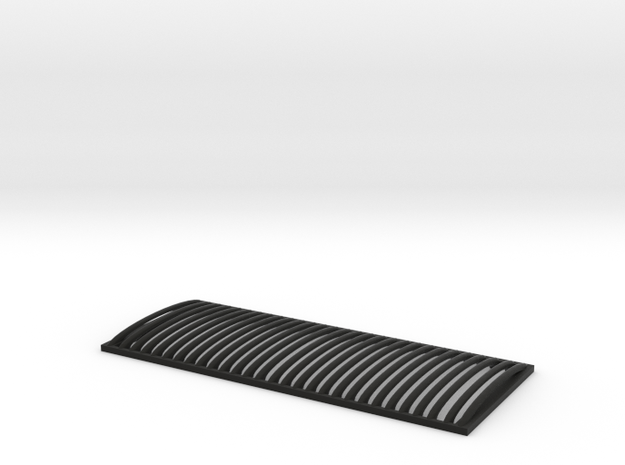 RC4WD Defender Vertical Grill in Black Strong & Flexible
