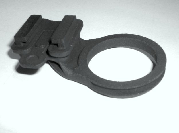 Garmin Support Type2 3d printed