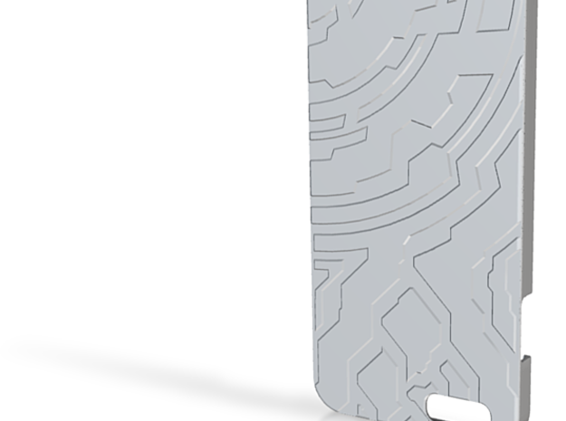 Iphone 6 Halo Case in White Strong & Flexible