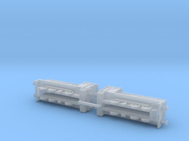 Diesel-Switcher V36 / WR360 1/285 6mm 3d printed