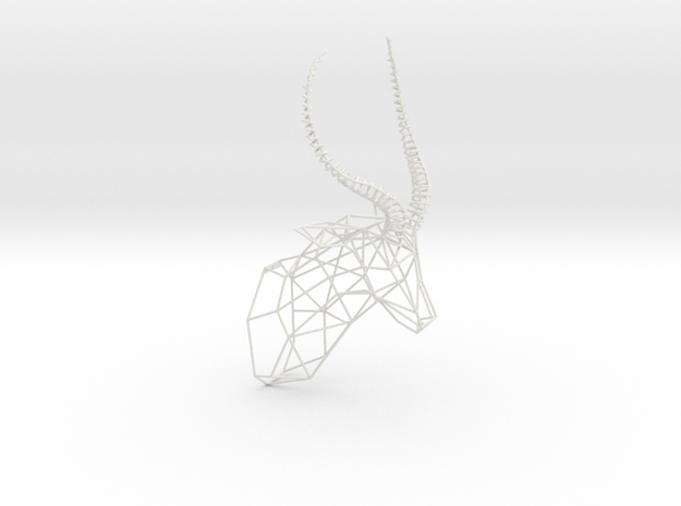Wired Life Antelope Large 3d printed