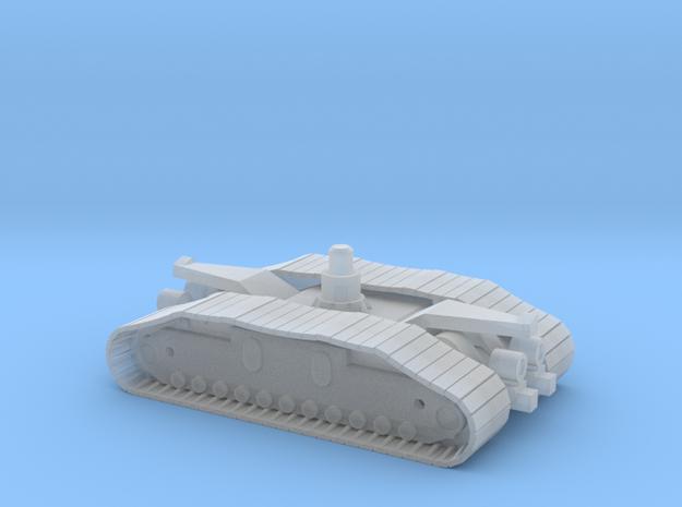 1/400 NASA Crawler vehicle in Smooth Fine Detail Plastic