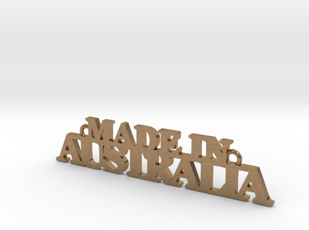Made in AUSTRALIA Pendant 3d printed