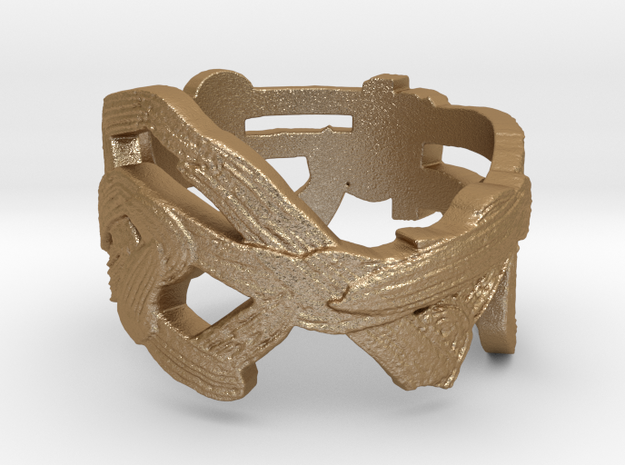 Raw3 Ring  3d printed