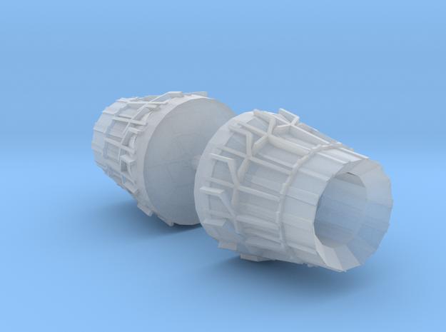 004A 1/144 F-15 Nozzle - Closed 3d printed