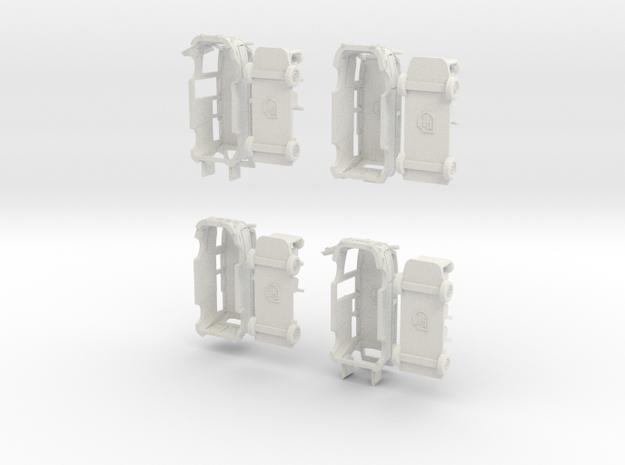 1-148 R-Estafette Microcar SET 3d printed