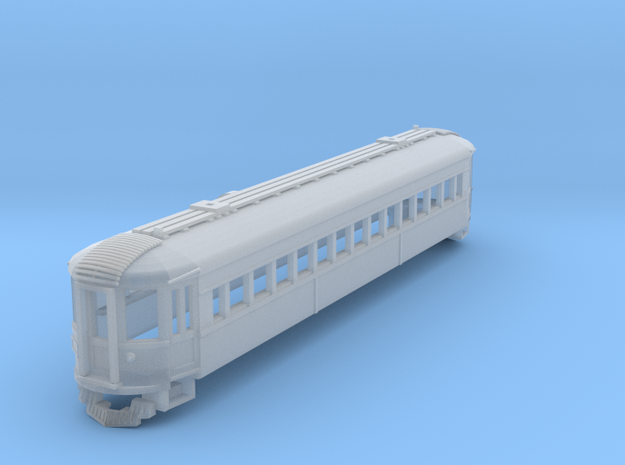CNSM 741 - 751 series coach 3d printed