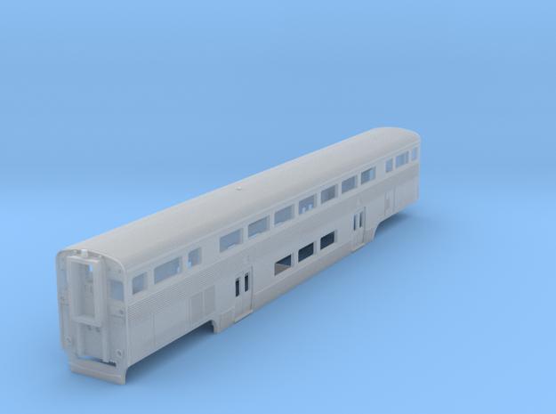 California Car Cab Coach - Z Scale 3d printed