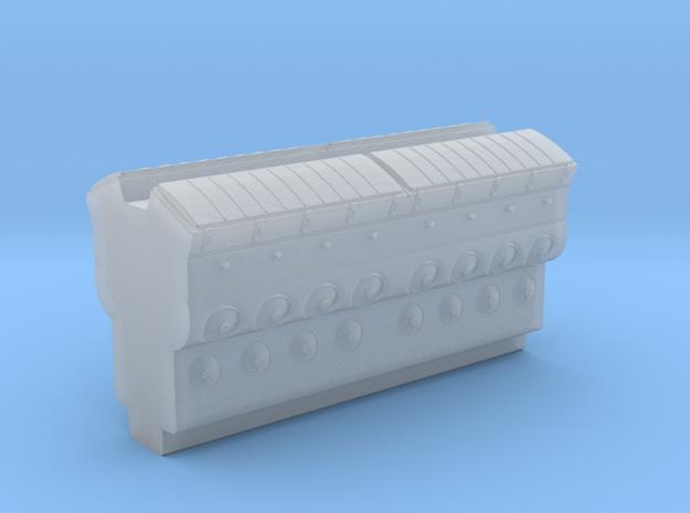 EMD 645 Block (N - 1:160)