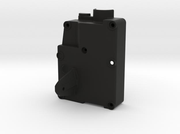 Top Half Of Kyosho Nitro 1/9 scale CCVT Gearbox RV in Black Natural Versatile Plastic