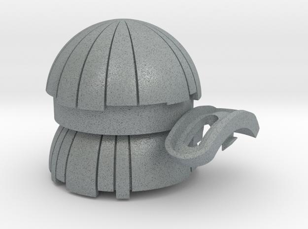 Thermal Detonator Prop Kit in Polished Metallic Plastic