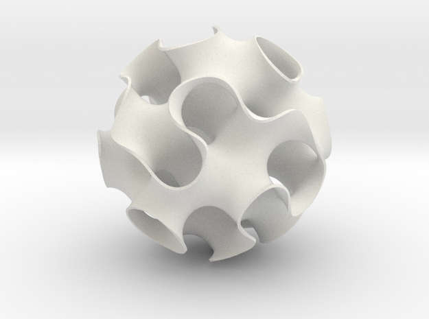 Gyroid Sphere