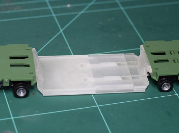 1/87 Ro/Tb/6 in Smooth Fine Detail Plastic
