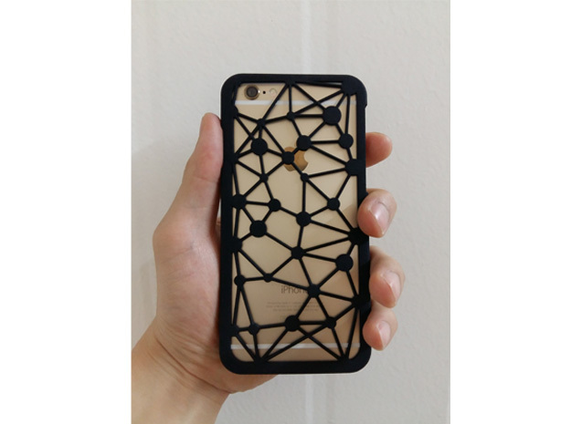 iPhone6 case_connecting dots