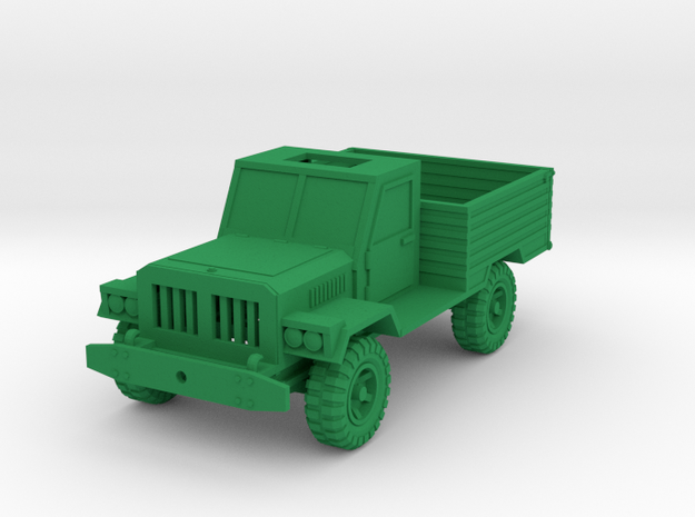 W3 Pickup testing - downloadable in Green Processed Versatile Plastic
