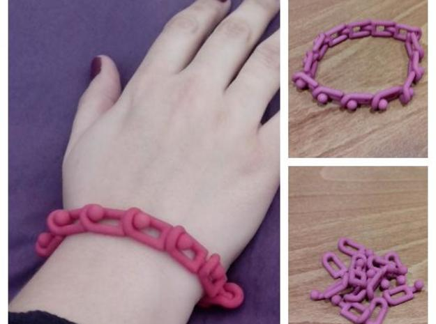 Olna Bracelet (Plastic version)