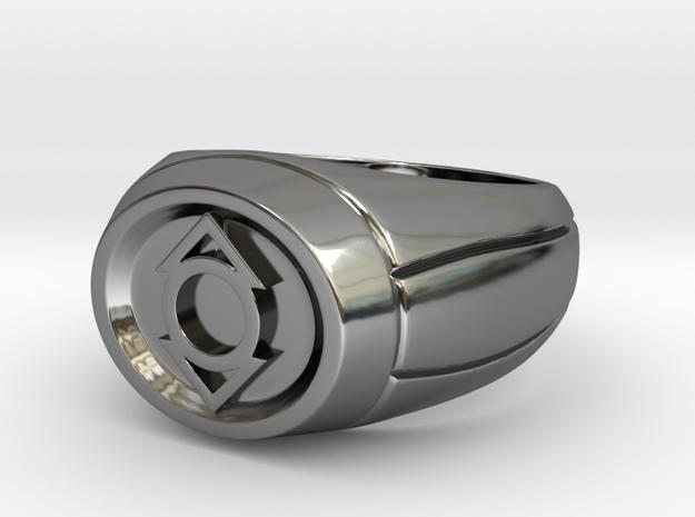 Indigo Lantern Ring