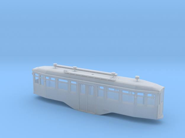 Gehäuse OEG Halbzug Steuerwagen in Smooth Fine Detail Plastic