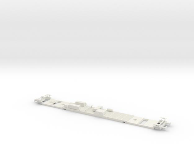 #09C - 51 81 18-30 008 Untergestell in White Natural Versatile Plastic