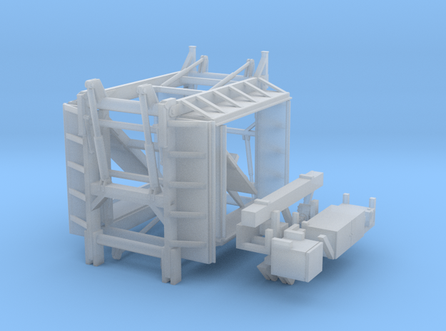 Progress Rail / Kershaw Scorpion ramp in Smoothest Fine Detail Plastic