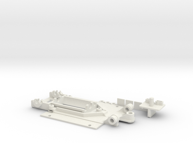 962 Typ3 BG in White Strong & Flexible