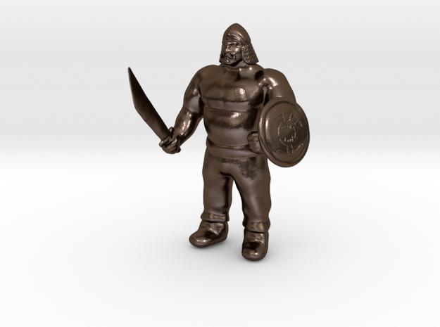 Ogre Warrior 3d printed
