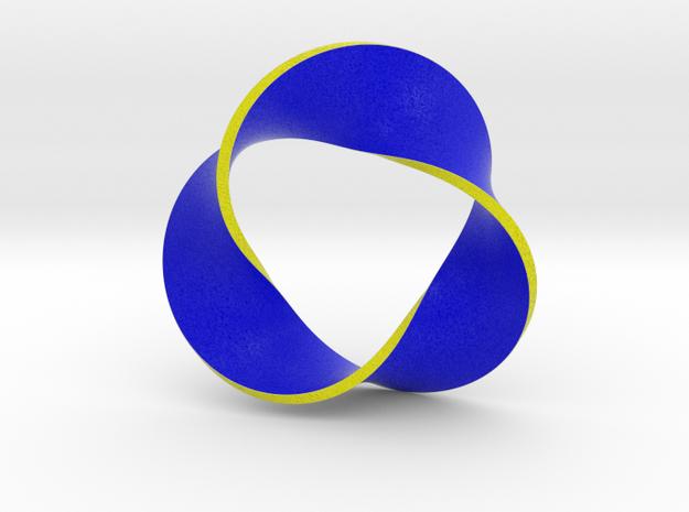 0158 Mobius strip (p=3, d=10cm) #006