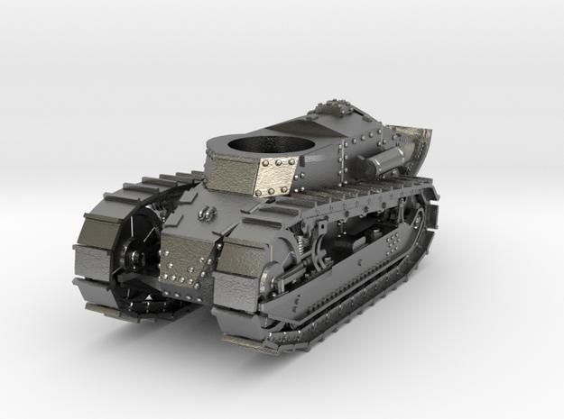 28mm M1917 Six Ton Tank (Hull) 3d printed