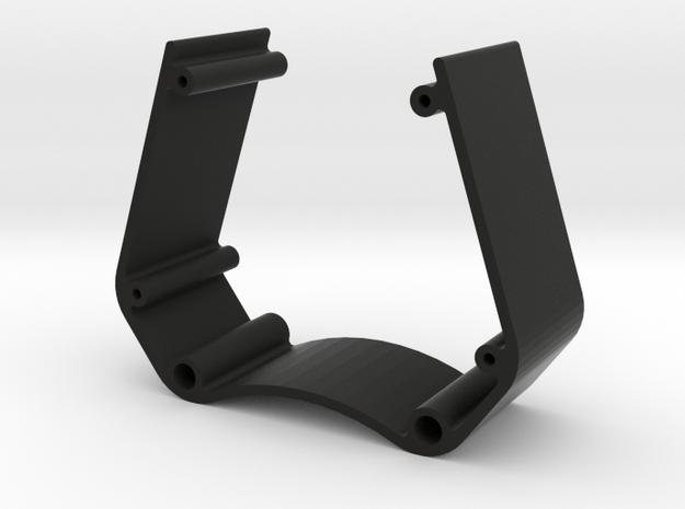 WRC-PaddleShifter-Enclosure-Sides in Black Natural Versatile Plastic