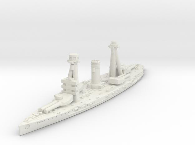 1/1800 Espana BB (Spanish Navy) in White Natural Versatile Plastic