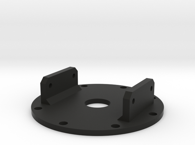 HR-OS1 Head Mount 3 in Black Natural Versatile Plastic