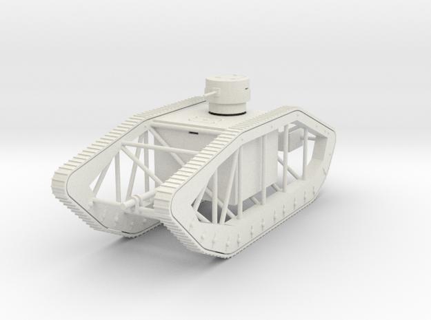 PV32 Pioneer Skeleton Tank (1/48) 3d printed